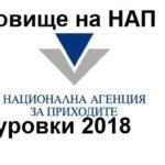 Становище на НАП по осигурителното законодателство за 2018